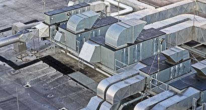 Статья Поставка систем вентиляции и кондиционирования
